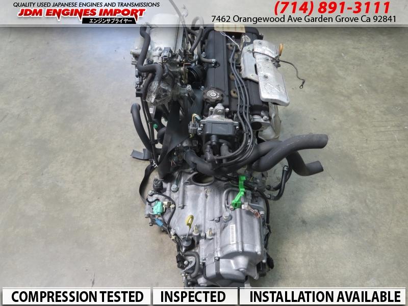 Jdm 1997 2001 Honda Crv B20b Engine Obd2 Integra Civic B20