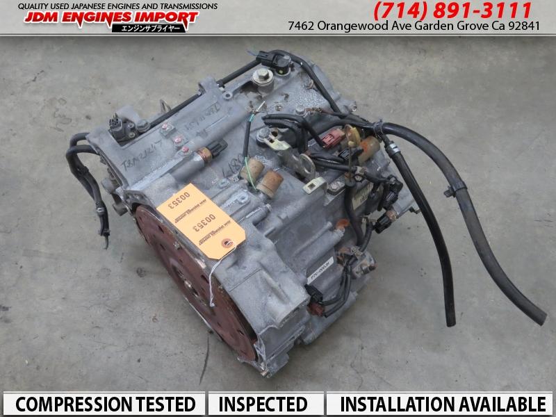 JDM ACURA TL BASE MODEL 32L AUTO TRANSMISSION J32A V6 99 01