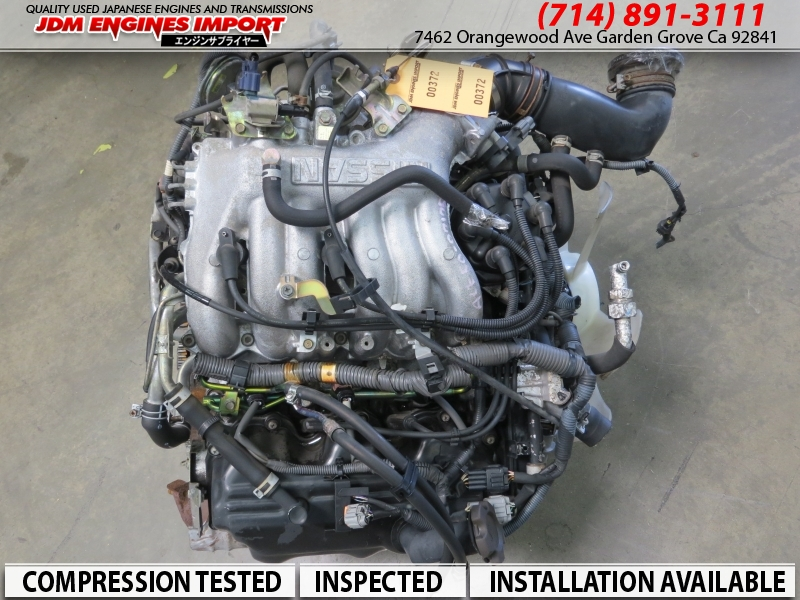What Is An Intake Manifold >> JDM INFINITI QX4 NISSAN PATHFINDER XTERRA FRONTIER 3.3L V6 ENGINE VG33 VG33-E
