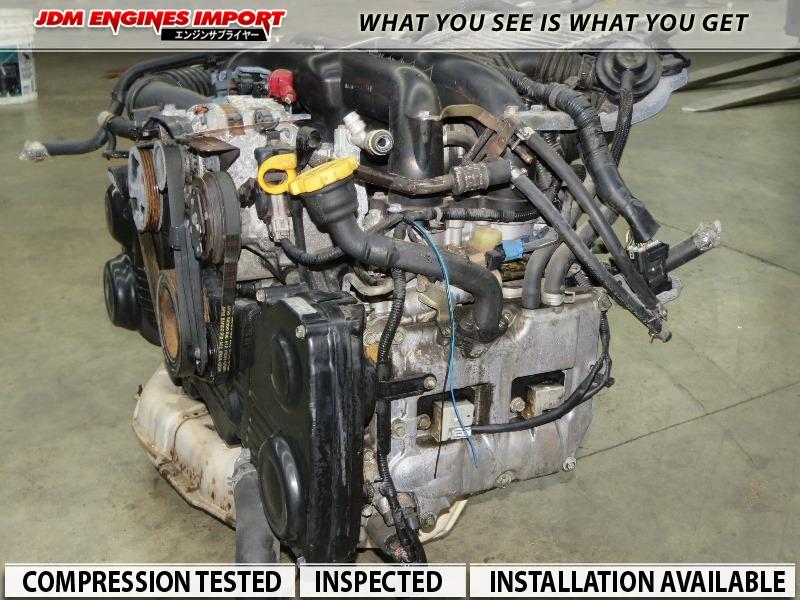 Subaru Aftermarket Parts >> JDM 2004-2006 SUBARU LEGACY GT FORESTER XT BAJA TURBO ENGINE EJ20X REPLACEMENT FOR EJ25 2.5L ...