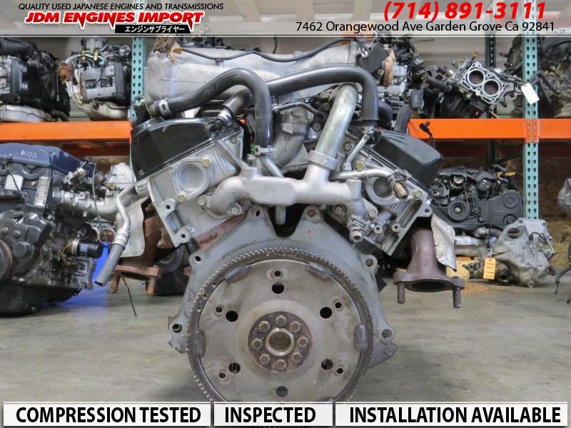 Nissan Garden Grove >> JDM MITSUBISHI MONTERO SPORT V6 3.0L SOHC NON TURBO ENGINE 6G72