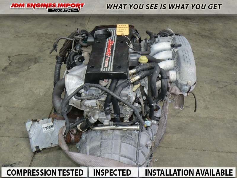 Jdm 3sge Toyota Altezza Is200 Sxe10 3sge Beams Engine 6