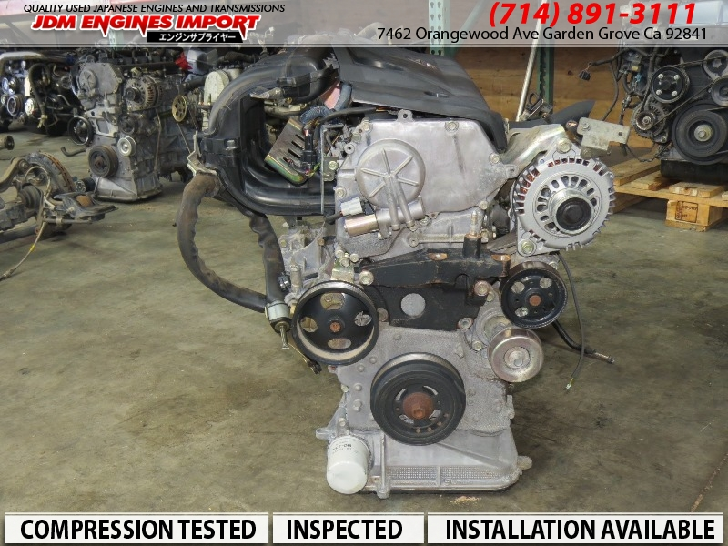 Nissan Altima Sentra 02 03 04 05 06 Engine And Automatic