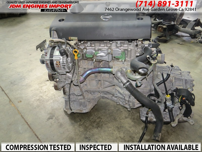 2015 Nissan Maxima >> NISSAN ALTIMA SENTRA 02-03-04-05-06 ENGINE AND AUTOMATIC TRANSMISSION JDM QR25 MOTOR 2.5L