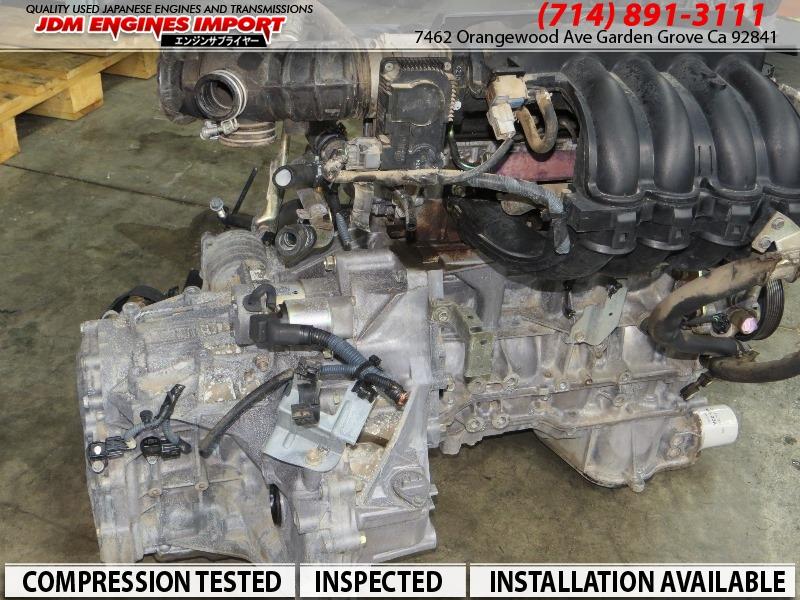 Img on 03 Nissan Altima Transmission