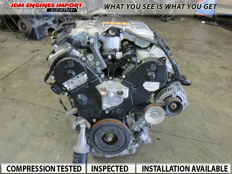 04   0506    ACURA       TL    V6 SOHC    ENGINE    JDM J30A REPLACEMENT FOR