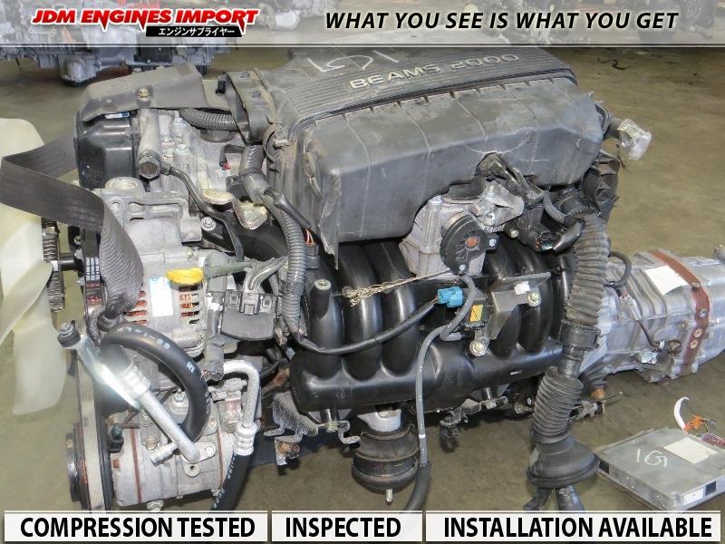 jdm toyota is200 1g fe 6 cyl 2 0l dohc engine 5 speed transmission rh ebay com 1990 Toyota F Engine Toyota 4.0 V8 Engine