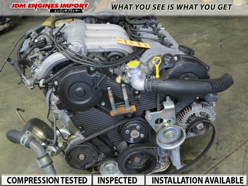 mazda mx mx  millenia ford probe   engine jdm kl motor
