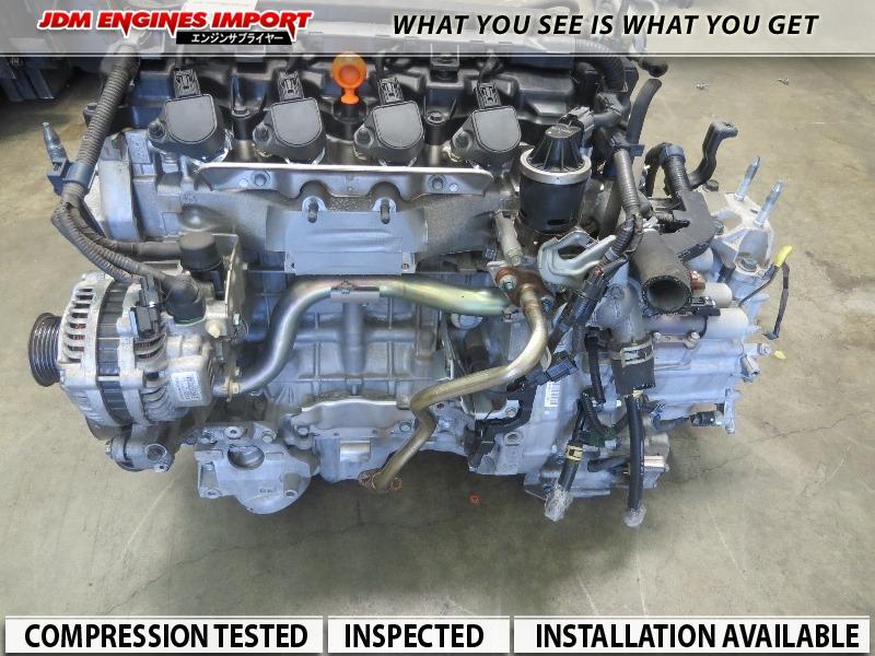 Jdm R18 R18a Vtec Honda Civic Engine 1 8l 2006 2007 2008