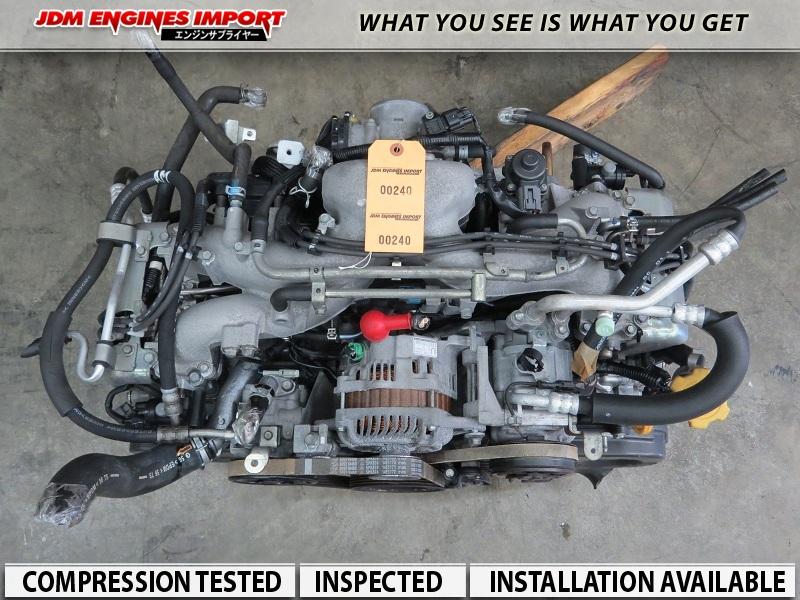 Details about JDM 99-05 SUBARU EJ25 ENGINE 2 5L SOHC EJ25 IMPREZA LEGACY  FORESTER BAJA EJ253