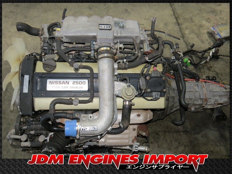 jdm nissan rbdet turbo engine manual spd transmission