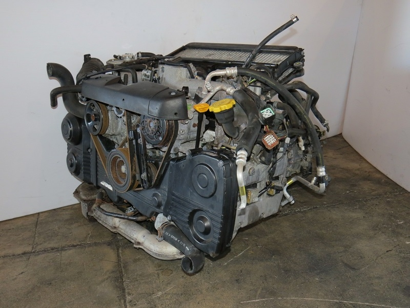 Engine Subaru Impreza Wrx Jdm Ej20t Motor Obd2 Avcs