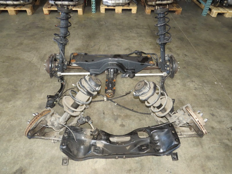 jdm impreza wrx rear subframe differential suspension 2002