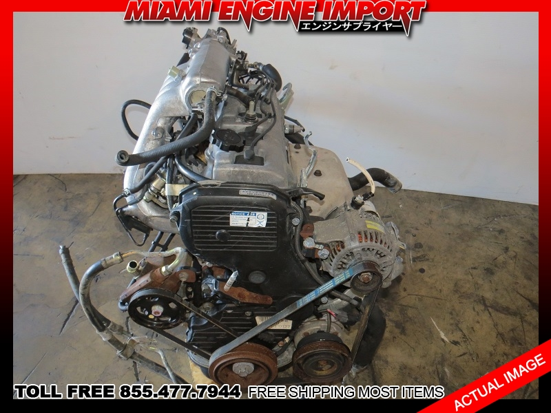 91-95 JDM TOYOTA CELICA 2.0L 3S-FE REPLACEMENT USED ENGINE ...