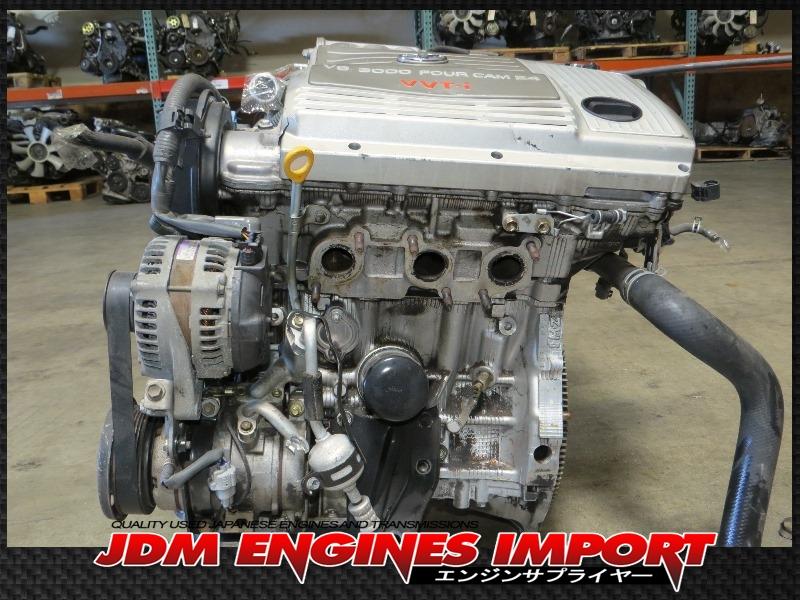 1999-2003 JDM LEXUS RX300 HIGHLANDER ENGINE AWD 4x4 SUV ...