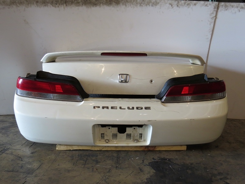 Jdm Honda Prelude 1997 2001 Oem Trunk Spoiler Wing Tail