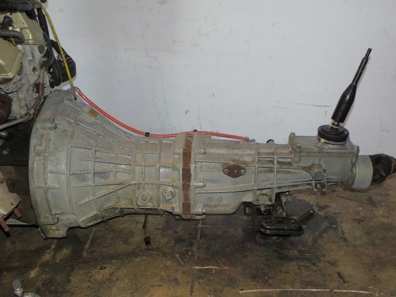 Jdm Nissan Skyline R32 Rb20det Rb20 Det 5 Speed Rwd Trans