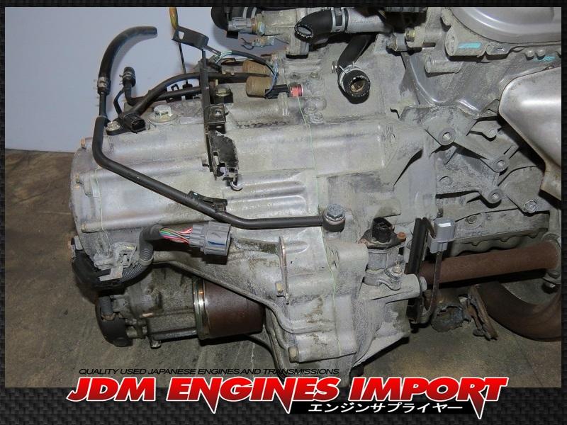 B7ta 4 Speed Automatic Transmission For 1999 2001 Honda