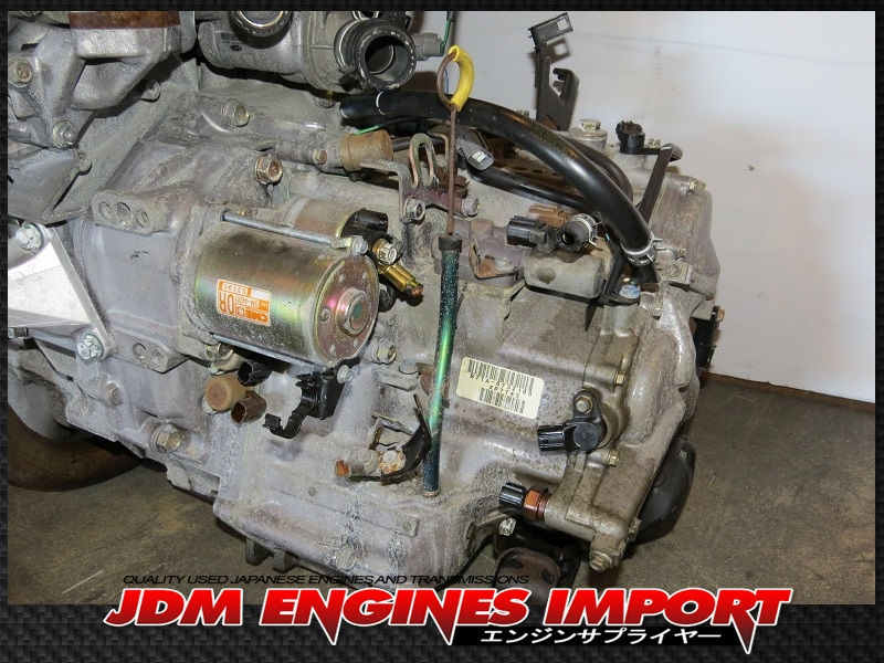 B7ta 4 Speed Automatic Transmission For 1999 2001 Honda