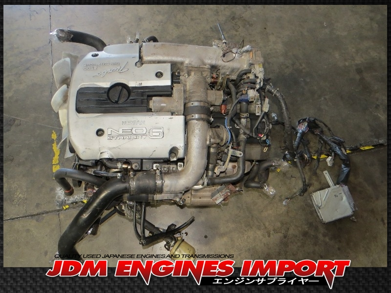 jdm nissan skyline  gts turbo engine harness ecu jdm rbdet neo