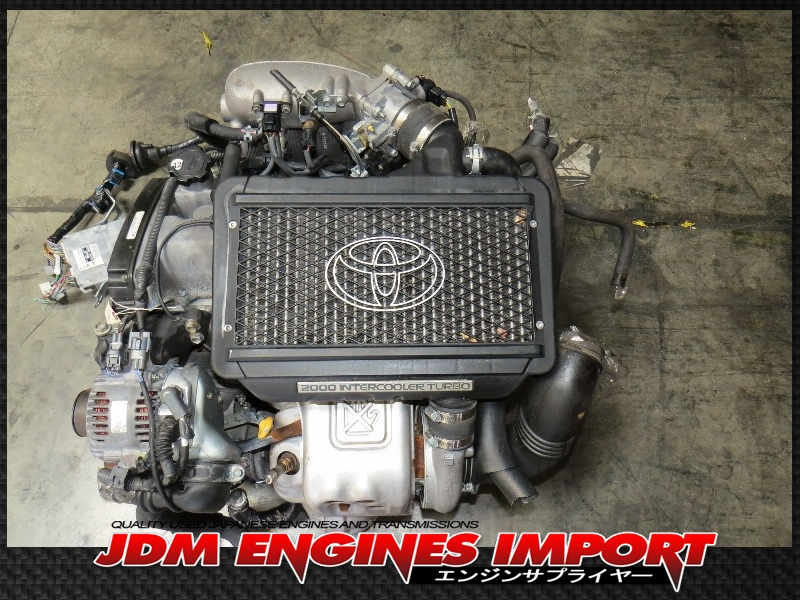 Toyota celica caldina engine th gen l turbo