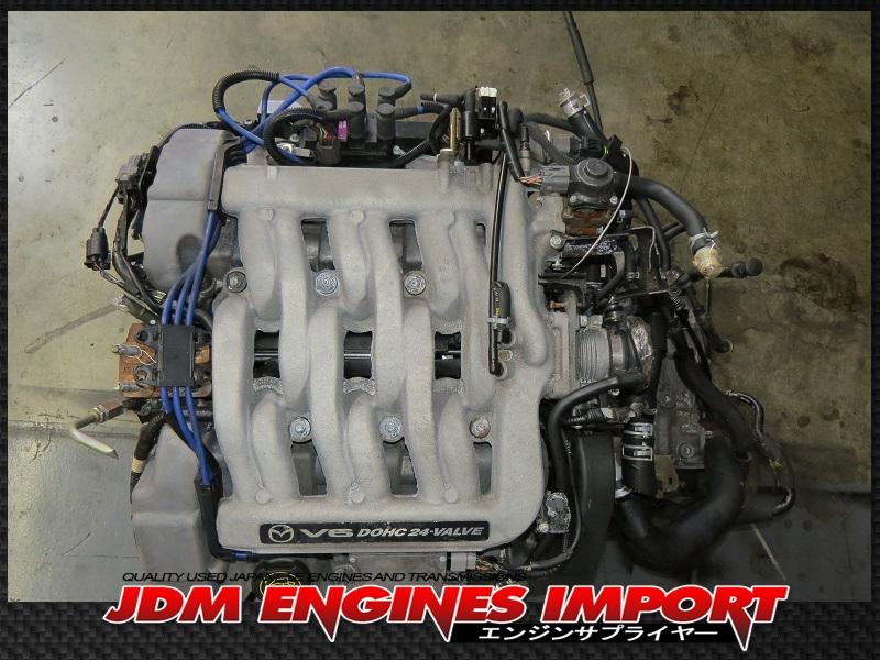 1999 2001jdm Mazda Mpv Engine Lx Gy De 2 5l Dohc V6 Motor Jdm