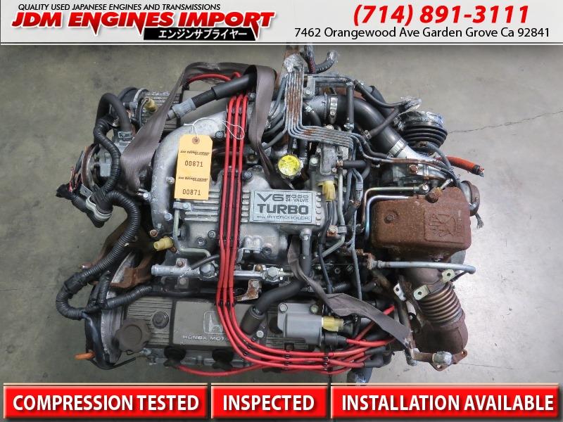 Details about JDM HONDA C20A ENGINE AND TRANSMISSION 86-89 HONDA ACURA  LEGEND TURBO