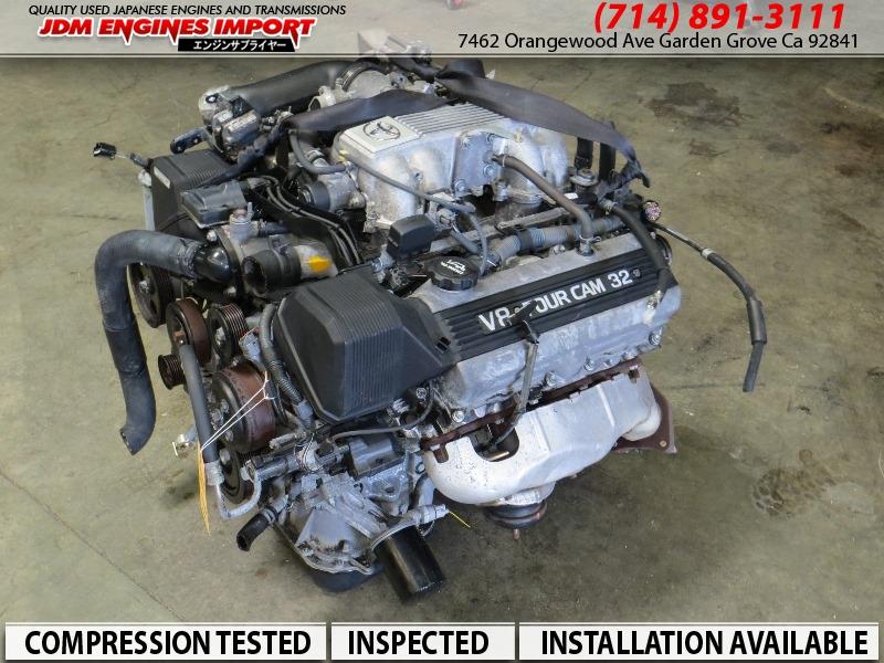 92 97 toyota engine jdm 1uz fe lexus sc400 motor ls400