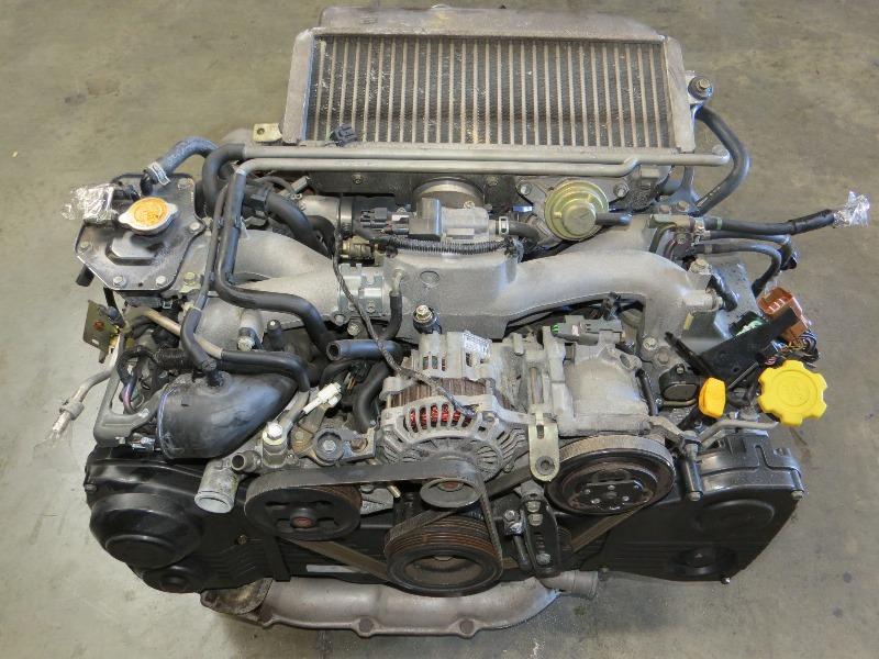 Subaru Ej20 Wiring Harness : Jdm ej turbo subaru impreza wrx engine automatic