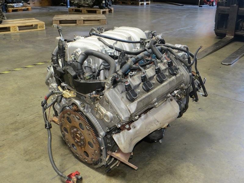 1998-2000 LEXUS GS400 SC400 LS400 4.0L ENGINE JDM 1UZFE ...