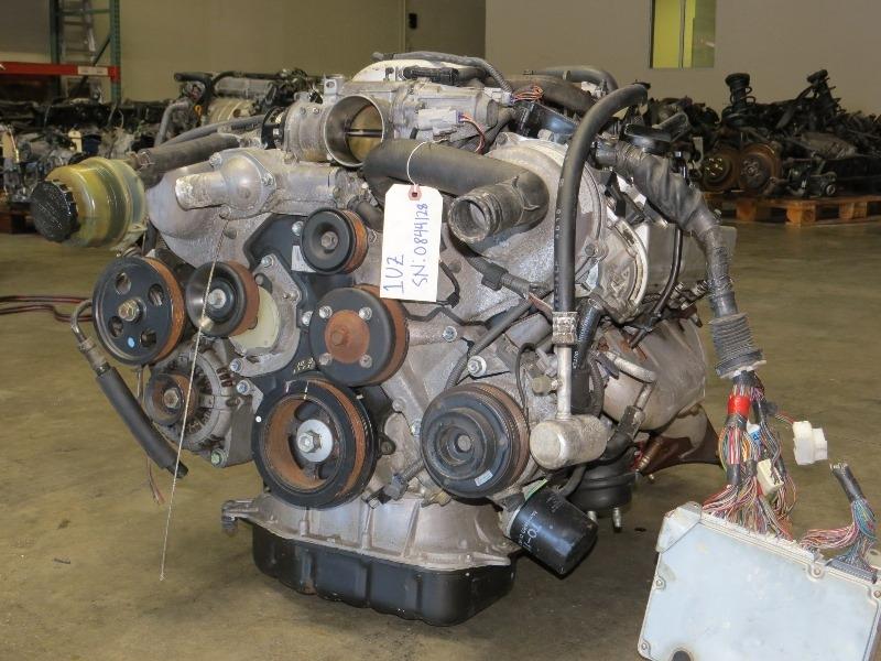 lexus gs sc ls  engine jdm uzfe vvti motor