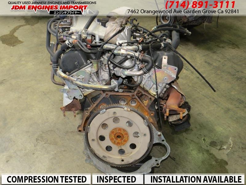 INFINITI QX4 NISSAN PATHFINDER XTERRA FRONTIER 3.3L V6 ENGINE JDM VG33 VG33-E