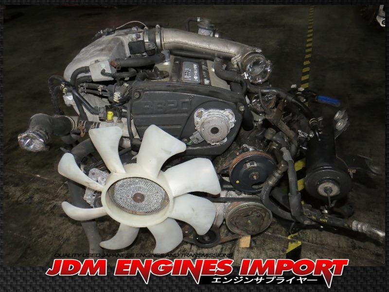 Nissan Skyline R32 Gts T Engine Jdm Rb20 Det Motor Longblock