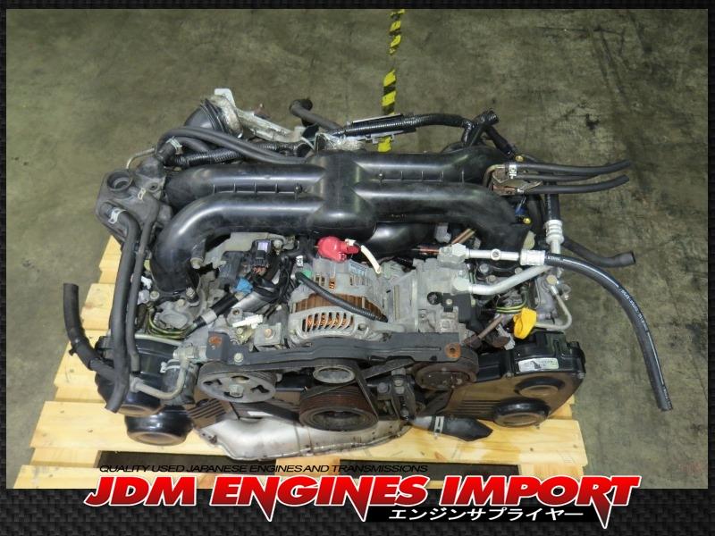 04 05 06 Subaru Forester Xt Gt Baja Turbo Engine Jdm Ej20x Ej25x Jdm
