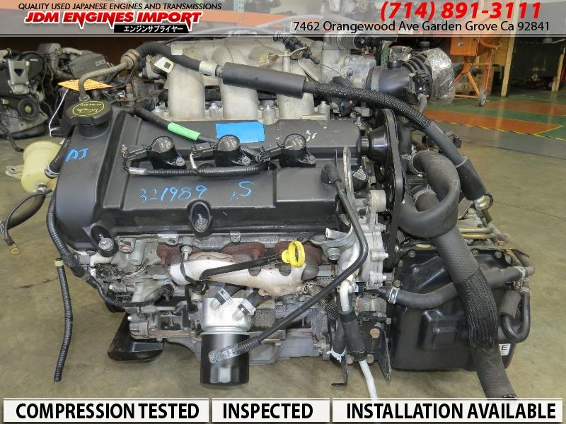 02 03 04 05 Mazda Mpv 3 0l V6 Engine Mpv Duratec Engine