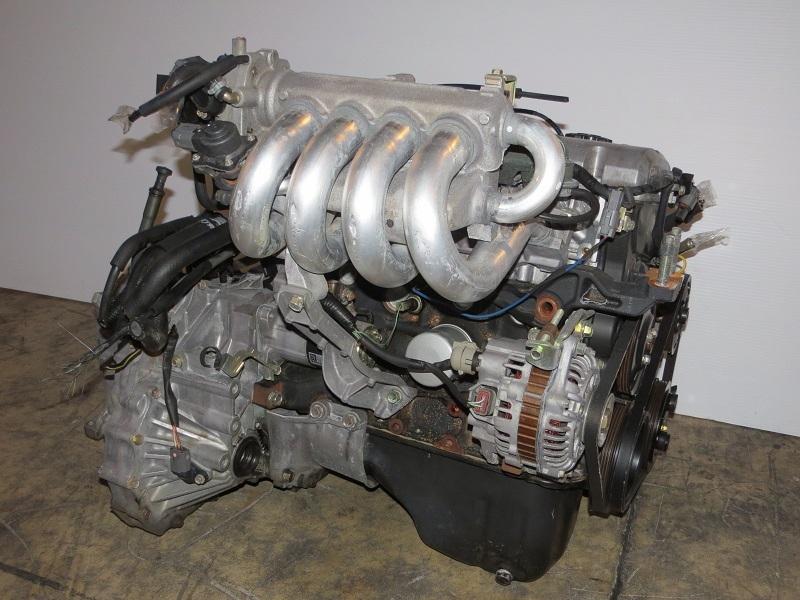 Mazda Protege Zl De 1 5l Jdm Dohc Engine Long Block