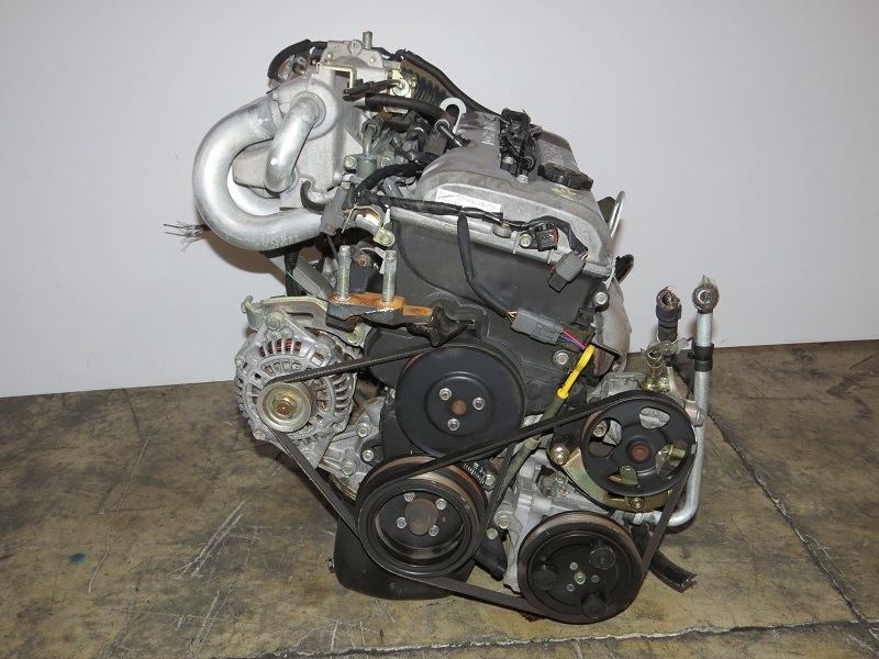 Toyota Auto Parts >> MAZDA PROTEGE ZL-DE 1.5L JDM DOHC ENGINE LONG BLOCK