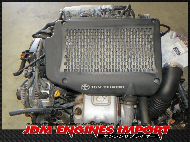 Toyota celica caldina engine l turbo st
