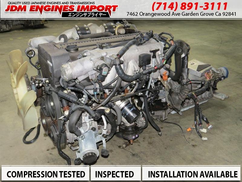 Jdm 1jzgte Toyota Twin Turbo Engine At Transmission Ecu