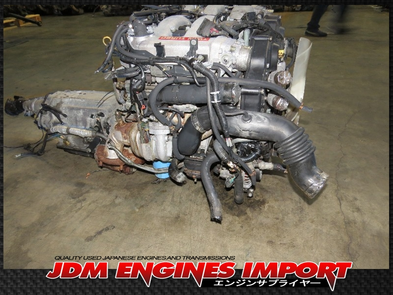 Twin City Mazda >> JDM 90-96 NISSAN 300ZX 3.0L V6 TWIN TURBO VG30DETT ENGINE LONG BLOCK ECU HARNESS