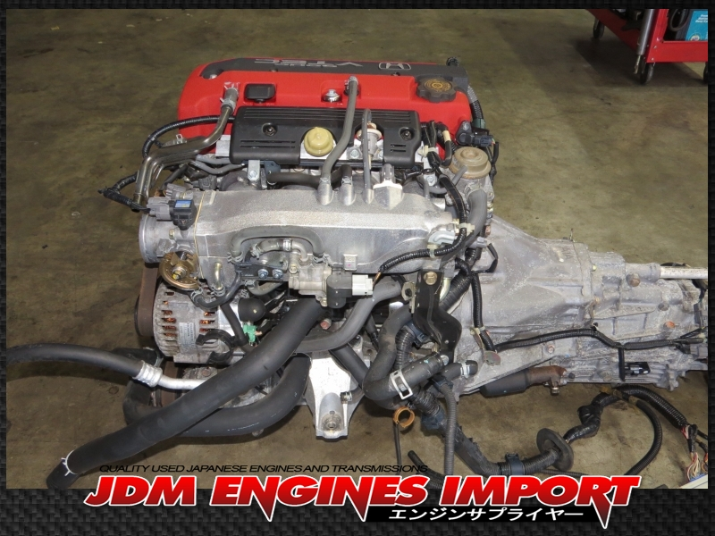 jdm honda s2000 f20c ap1 2 0l dohc vtec engine 6 speed