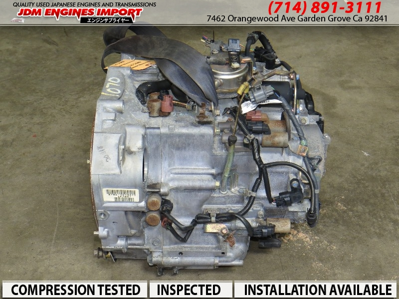 JDM ACURA TL TYPE S AUTOMATIC TRANSMISSION 2000-2001-2002 ...