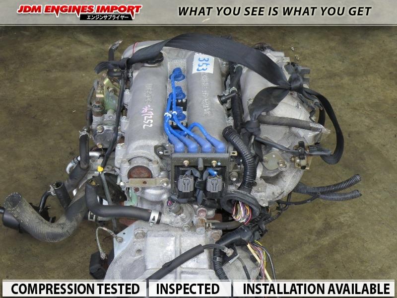 Mazda    Miata    MX5    1   8L DOHC    Engine    990001 JDM BP MOTOR 6