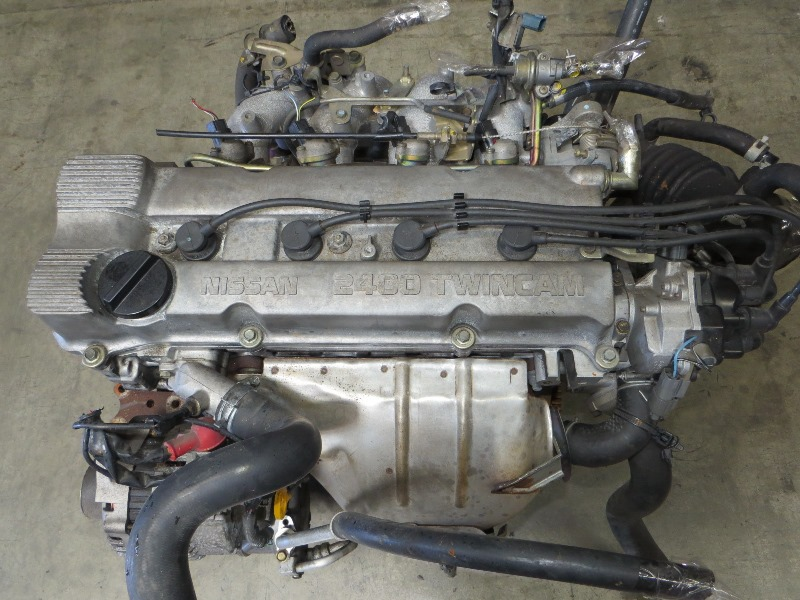Jdm 93 01 Nissan Altima Ka24de 2 4l Fwd Engine Ka24