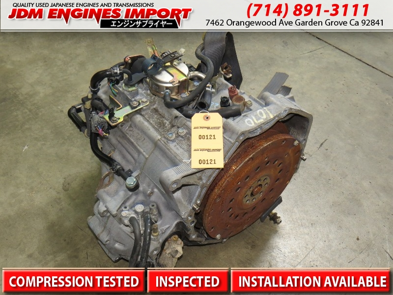JDM ACURA TL TYPE S AUTOMATIC TRANSMISSION ACURA - 2001 acura cl transmission