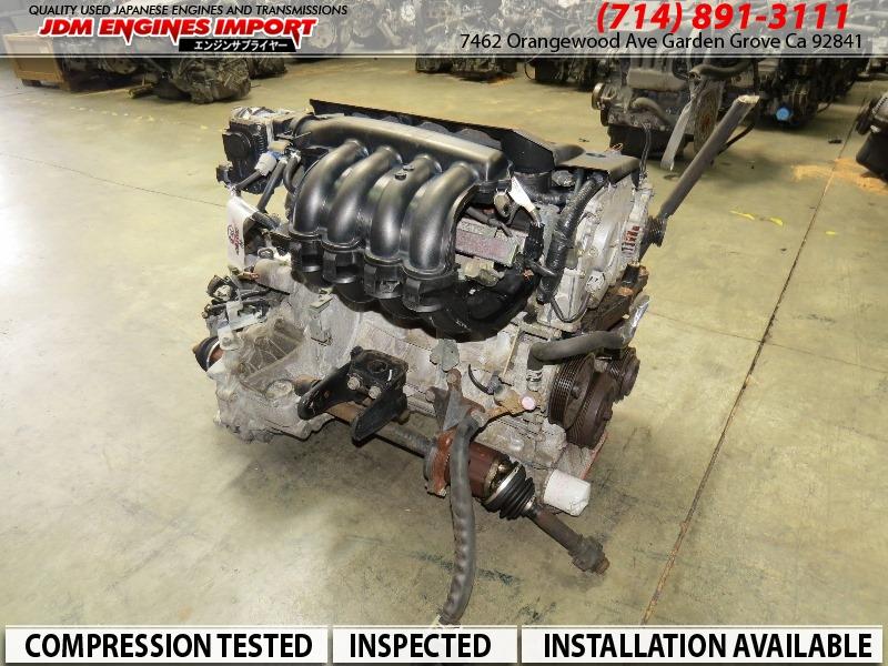 Img on Nissan Qr25de Engine
