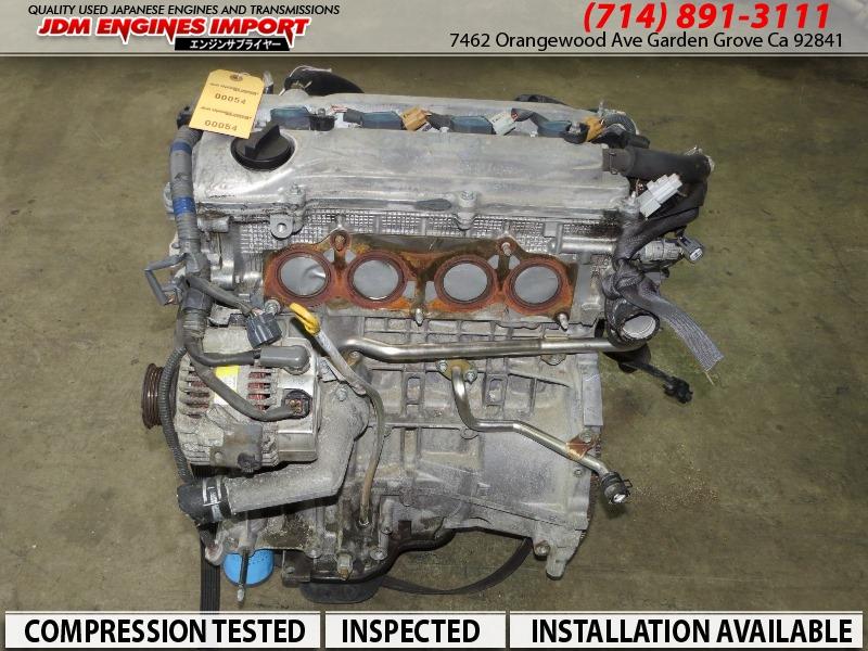 Jdm Toyota 2az Engine 2 4l Camry Rav4 Scion Tc 2azfe Motor