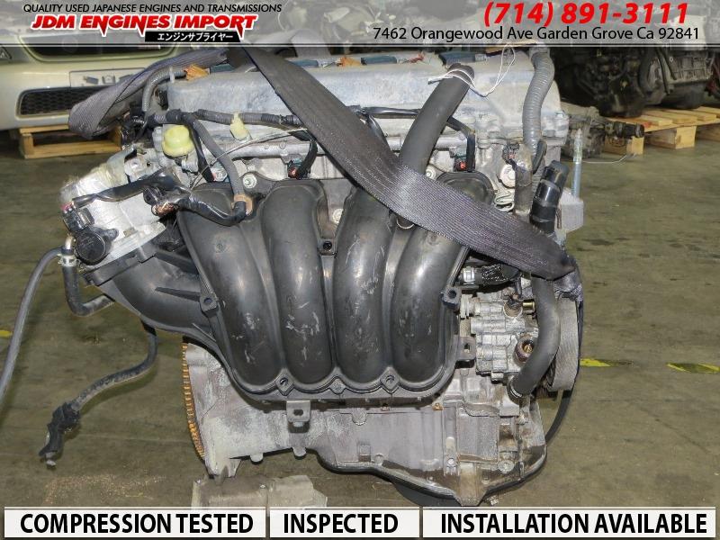 Scion Tc Engine >> JDM TOYOTA 2AZ Engine 2.4L CAMRY RAV4 SCION TC 2AZFE Motor ...