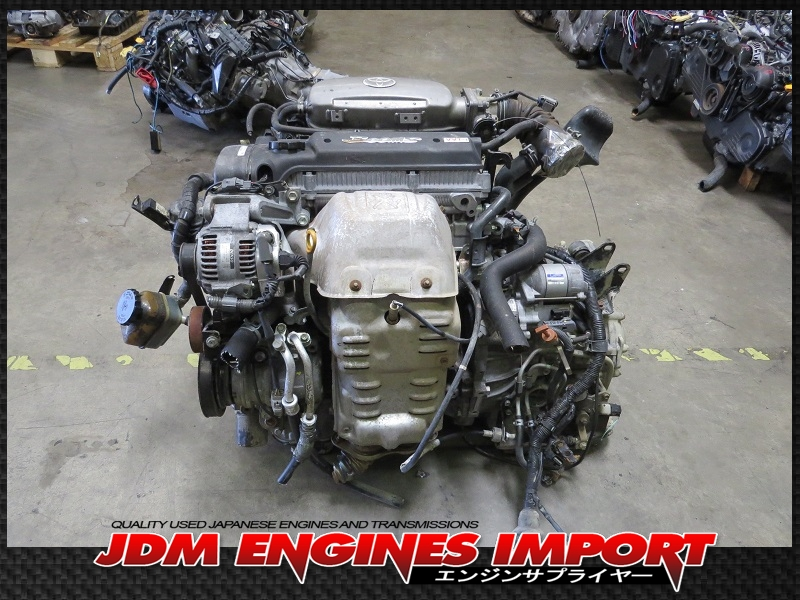 Jdm Toyota 3s Ge Vvti Beams Engine 2wd Automatic