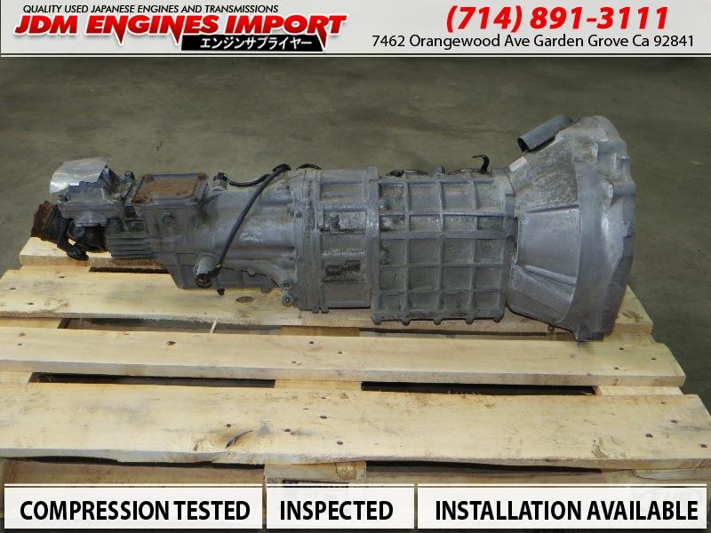 JDM Mazda RX7 13B Twin Turbo RX7 FD3S MT Transmission Gear Box